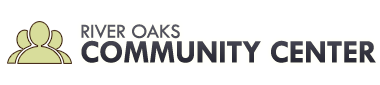 River Oaks Community Center Logo